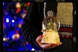 Snapshot (Holding on to christmas)