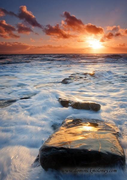 wet rocks, Loop Head, Co Clare, Ireland. by irishdomo1