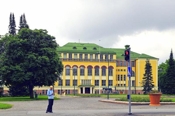 Pori elementary school. by kuvailija