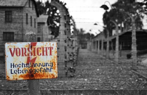 Auschwitz by danfrier