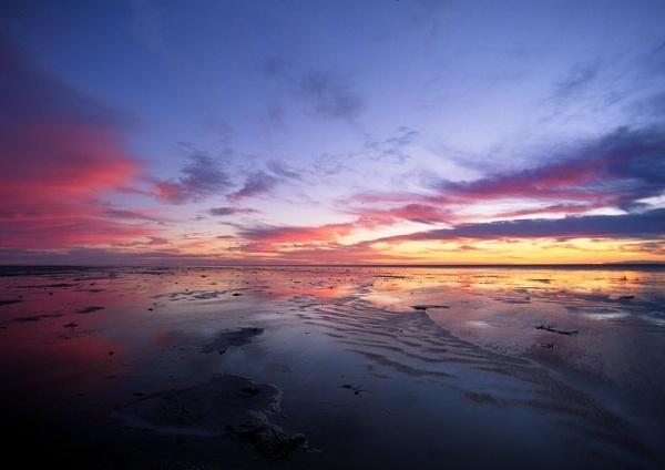 Lake Eyre by steveowea