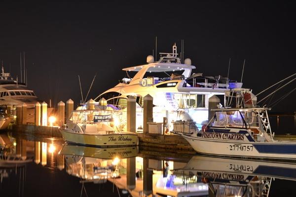 Boats at rest by kmfletch