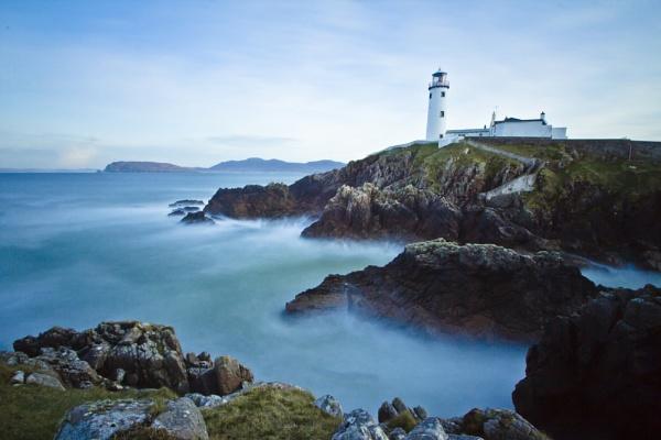 fanad lighthouse by owenclarke