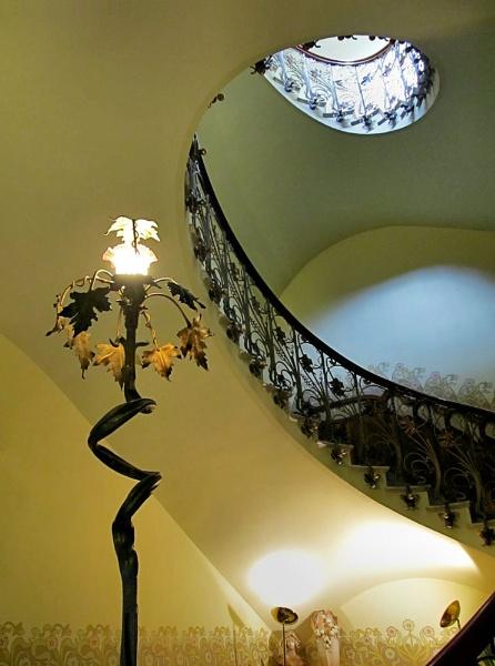 Casa-Museo Modernista 1 by pamelajean