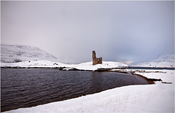 Ardvreck Castle by Sue_R