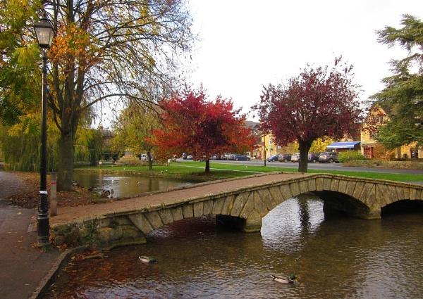 Bridge over the Windrush by Glostopcat