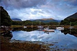 Loch Leven Reflections 2