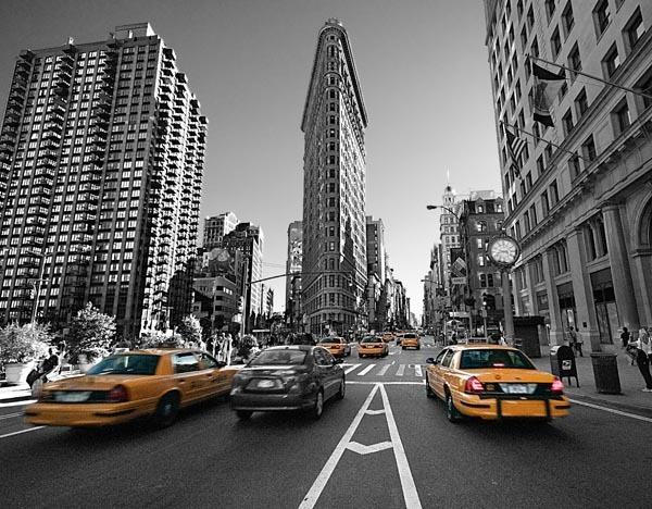 FlatIron Building - New York by StickyW