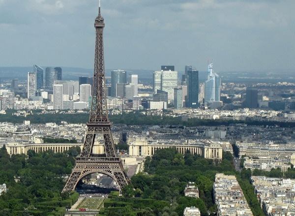 Paris by JimL