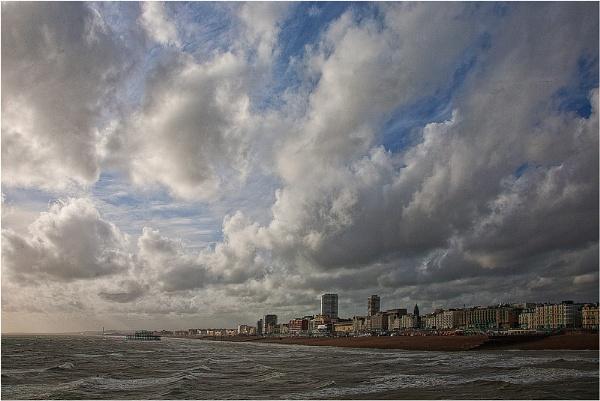 Brighton Skyline by BigCol