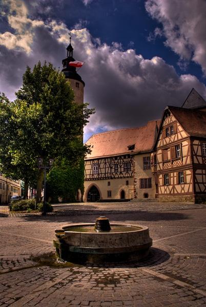 Teutonic grandeur