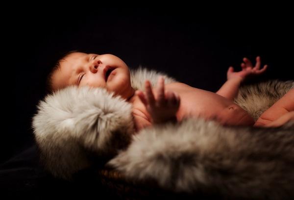 hush, little baby by saxy