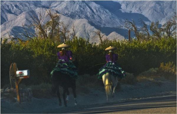 Spanish Riders by Daisymaye