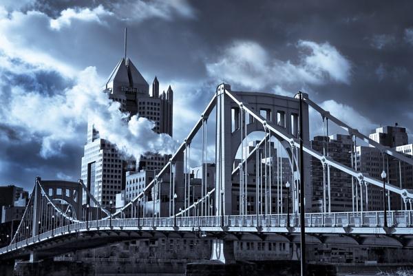 Steel City Blues by epochphoto