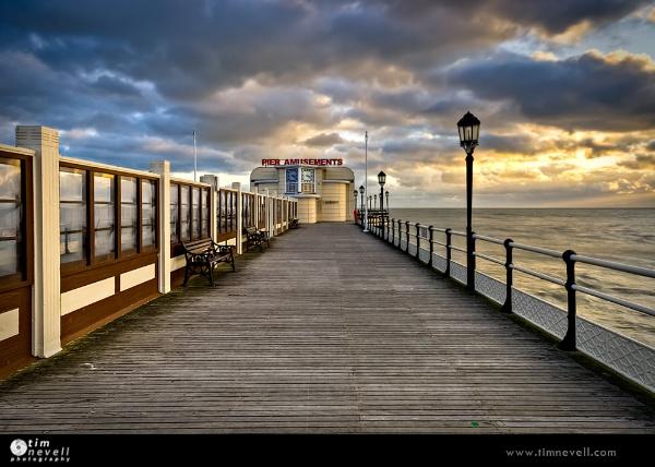 That Pier by Emu72