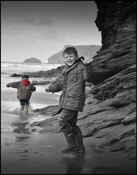 Beach boys! by catherinekp79