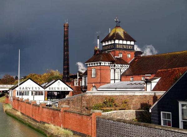 Harveys Brewery by NDODS