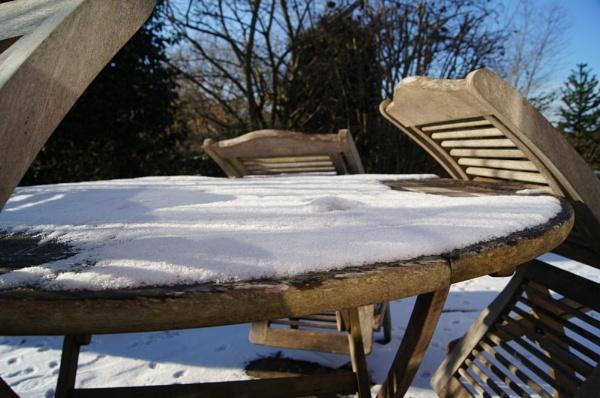 snow on tabol by christinecilia