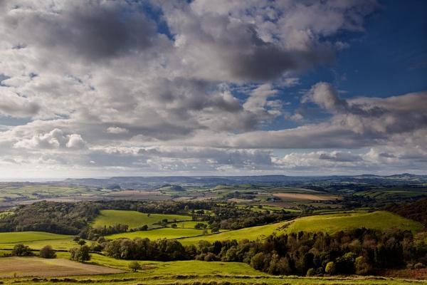 Eggardon Hill, Dorset by JoolsElliott