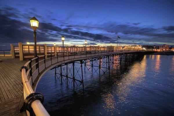 Pier to shore by martinduke