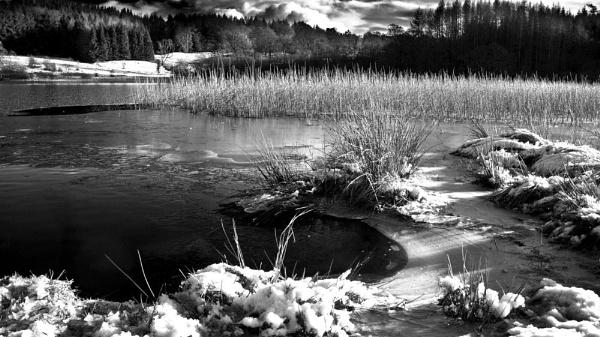 Craigallion Loch by miowbeast
