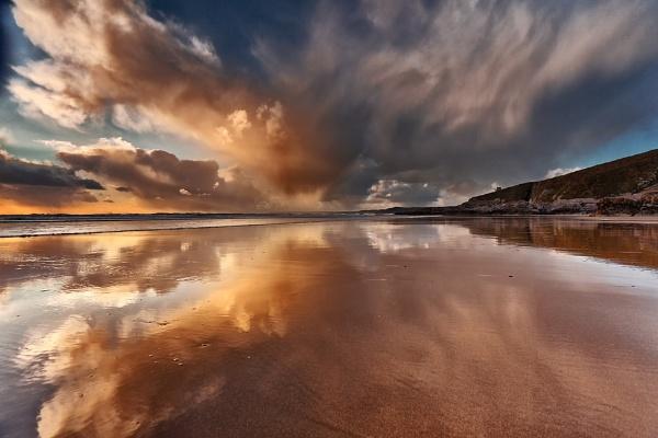 Whitsand Bay by andyfox