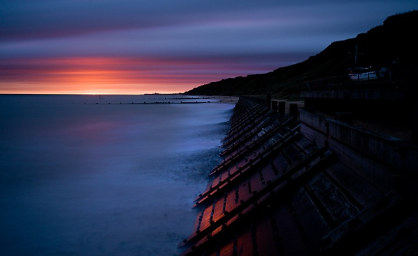 Mundesley by koiboy