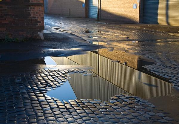 Street Corner by MichaelBHanney