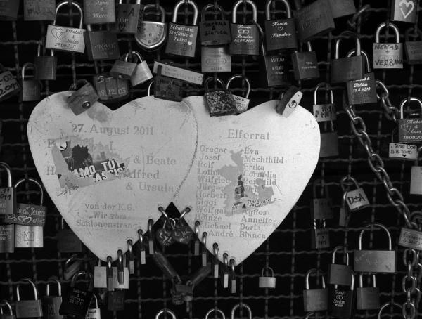 Love Locks by nonur