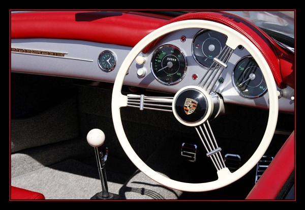 Speedster Interior by Montana5