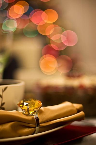 Christmas table by bart_hoga