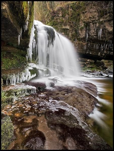 West Burton Falls by spiros