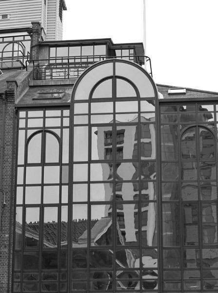 Ipswich Marina Reflections by nbatchford