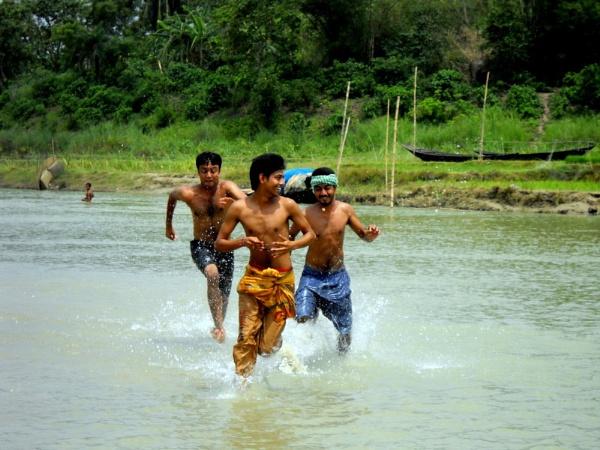 CELEBRATION OF LIFE. by BHUBAN