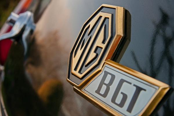 MGB GT Jubilee Badge by andyJ88
