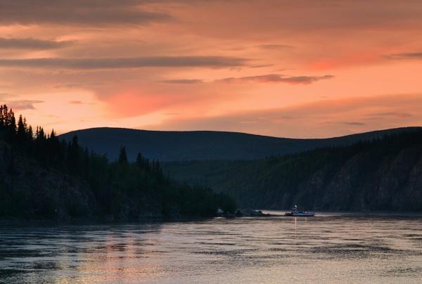 Yukon Crossing by tony_hoops