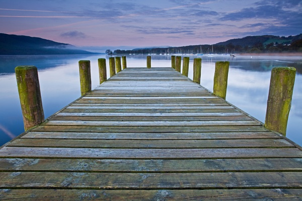 Coniston Jetty by Blenny