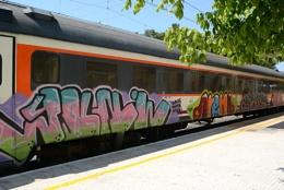 Train to Barcelona