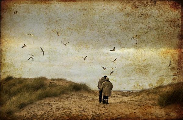 Beach walk by Nick_Hilton
