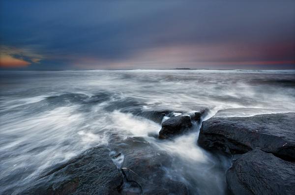 Wave Breakers by chris-p