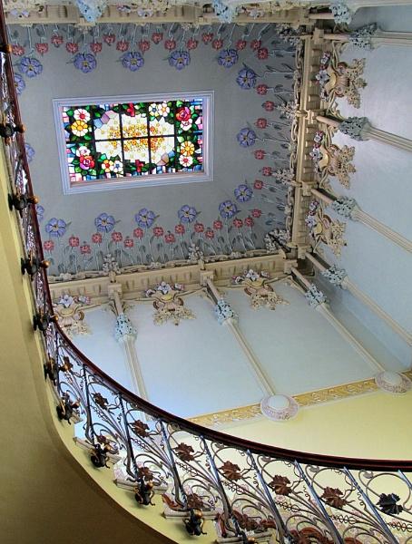 Casa-Museo Modernista 2 by pamelajean
