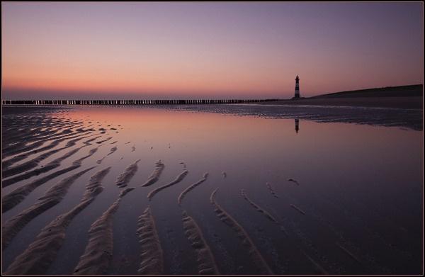 Lighthouse of Breskens, NL by Elisabeth