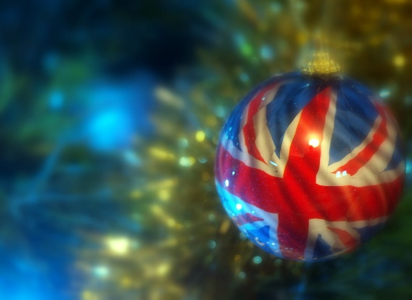 GREAT BRITAIN CHRISTMAS by sully