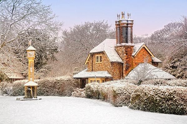 Blaise Hamlet  Cottage 2. by sherring