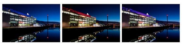 THREE SHADES OF THE BBC by davie