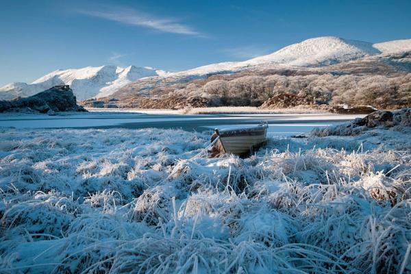 Winters Day Lough Leane by Paul1