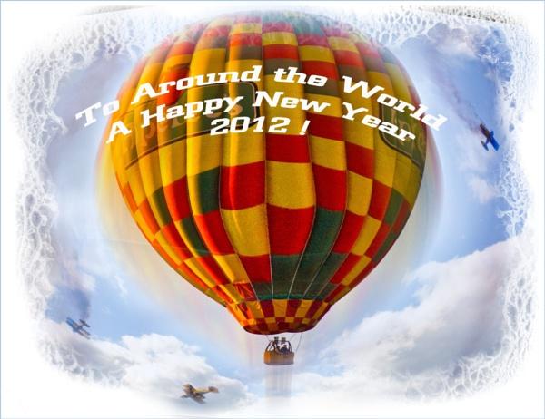 Around the World by Daisymaye