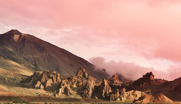 Mars???? Nah Tenerife!! by Rikeard