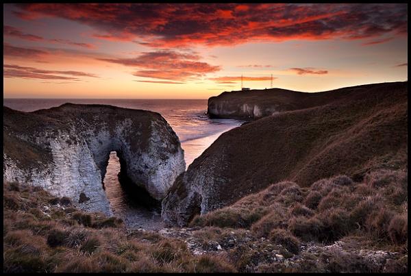 Flamborough Arch by spiros