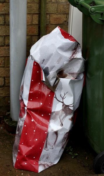 Santa\'s rubbish by pdcche